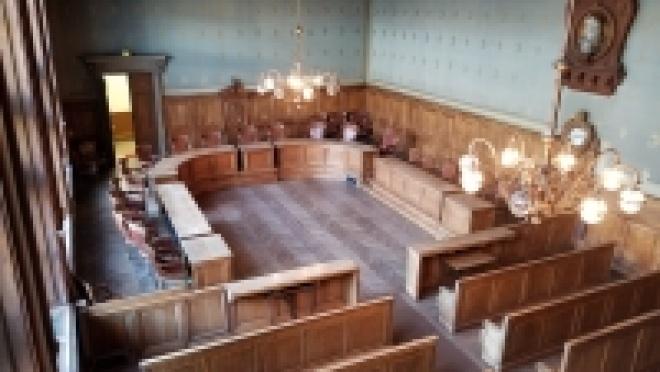 Parlement St André